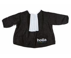 Babyslabbetjes voor Holla Advocaten.