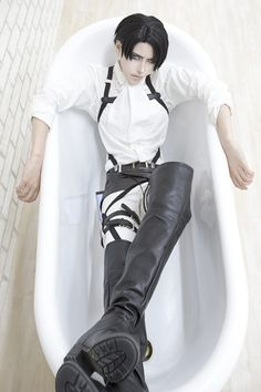 Sakuya Levi Ackerman Cosplay Photo - Cure WorldCosplay