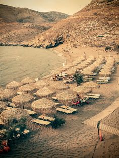 Marmari Beach, Inner Mani region, Lakonia prefecture, Peloponnese, Greece _photo by Pepi Lagonika Greece Destinations, Beach Bars, Counting, Places Ive Been, Beaches, Grand Canyon, Greek, Traveling, Outdoors