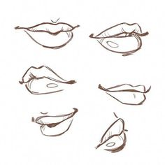 Body parts challenge day 23 - mouth drawing cartoon people, drawing people faces, cartoon Drawing People Faces, Cartoon Drawings Of People, Drawing Faces, Simple Face Drawing, Drawing Cartoons, Pencil Art Drawings, Art Drawings Sketches, Drawings Of Lips, Weird Drawings