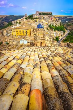 #Ragusa #Sicily #Italy #architecture #oldtown #history #art