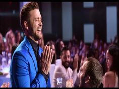 Pin for Later: Justin Timberlake Gives Jessica Biel the Sweetest Shout-Out During His Big Night