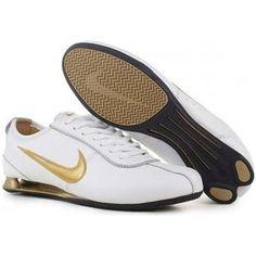 hot sale online 435ec 556b6 www.asneakers4u.com 316317 053 Nike Shox Rivalry White Gold J12060