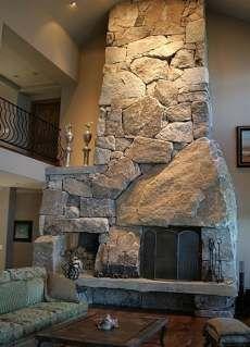 Love the chunked rock look!