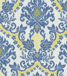 Bedazzle Blue Sky #fabric from @Waverly
