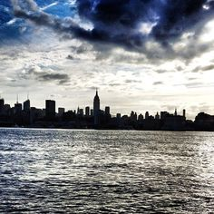 Good morning, New York City.