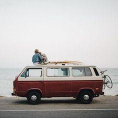 of life van life - Creative Vans Bus Camper, Kombi Motorhome, Campervan, Vw Vanagon, T3 Vw, Volkswagen Bus, Wolkswagen Van, Vans Vintage, Vw Beach