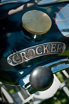 Crocker - detail