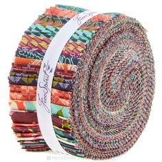 Bright Heart Jelly Roll (by Amy Butler for Free Spirit Fabrics)