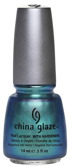 China Glaze Fall 2012 New Bohemian Collection - Deviantly Daring