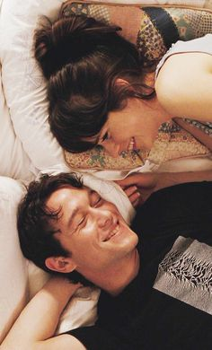 "Tom: ""I need to know that you're not gonna wake up in the morning and feel differently."" Summer: ""And I can't give you that. Nobody can."" 500 days of summer, 2009"