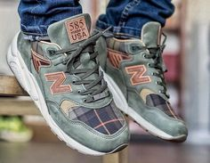 Ball and Buck x New Balance 585 'Sporting Gentleman' (#SDJ 16/09/2016)