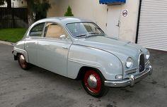 1958 Saab 93