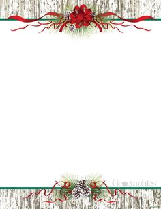 Christmas Border Clip Art Art Design And Craft Clipart Borders