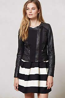 Anthropologie - Mixed Moto Jacket