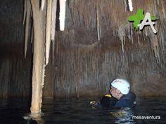 Caving in Mallorca. #holidays #speleo #espeleo #espeleologia #caving #mallorcacaving #mallorcacaves #Mediterranean #sea #beauty #nature #adventure #cliffs #charm #vacaciones #mediterraneo #mediterraneamente #mar #belleza #naturaleza #aventura #acantilados #encanto #mallorca www.mesaventura.com
