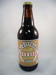 AJ Stephans Root Beer, Fall River, MA