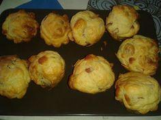 Mini plum cake salati - www.cucinandomania.it