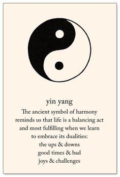 Yin Yang Birthday Card                                                                                                                                                                                 More