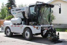 Modern machine offers quick fix for potholes Latest Gadgets, Golf Carts, Python, Canada, Tech, Trucks, Modern, Trendy Tree, Truck