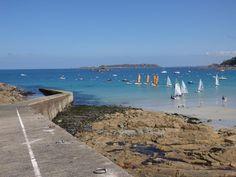 plage de trestaou perros-guirec Bretagne