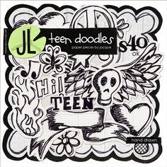 Teen Doodles