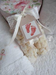 Cookies de Amêndoas, deliciosos e se tornam uma delicada lembrança para batizados, maternidade, bodas, casamento, chá de bebê