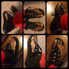 My converse sandals 😍❤️❤️❤️