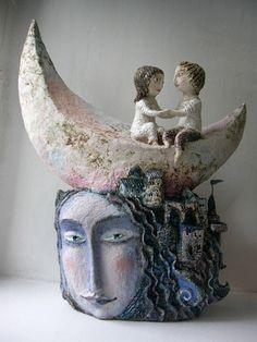 Elya Yalonetskaya ceramic artisi