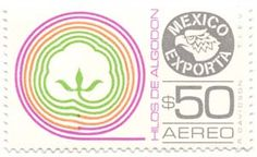 Mexico Exporta Definitives stamps