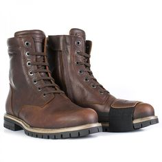 Motorcycle jackets, helmets and gear with fast shipping, service and top brands such as Belstaff, Hedon, ICON 1000 and REV'IT. Shop now! Rider Boots, Combat Boots, Motorcycle Gear, Bike, Belstaff, Best Brand, Helmet, Vintage, Brown