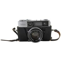 Pre-Owned Taron Auto EE Camera (145 BAM) ❤ liked on Polyvore featuring home, home decor, decorative accessories, black home decor and silver home decor