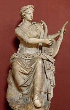 Terpsichore, Muse of dance