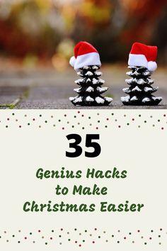 35 Genius Hacks to Make Christmas Easier Money Plan, Money Tips, Money Saving Tips, Christmas On A Budget, Christmas Gift Box, Christmas Cards, Parenting Teens, Good Parenting, Parenting Hacks