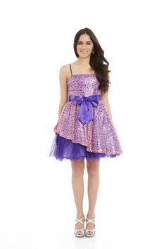 Charlottes Closet Un Deux Trois Peekaboo Tulle Party Dress
