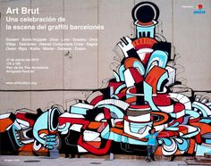 Art Brut - Graffiti