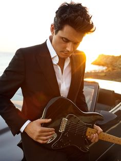 Peggy Sirota's beautiful shots of John Mayer