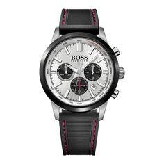 Reloj caballero Hugo Boss Racing Cronógrafo. Esfera 44mm