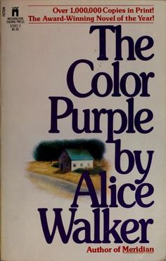 The Color Purple Book Cover first edition - Bing Images | ROYGBIV ...