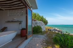 Indulge in the Asilia Spa experience.  Zanzibar | Africa | Honeymoon