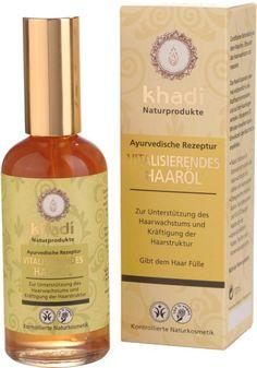 Khadi Vitalising hair oil, Green store, Maksimirska, Zg