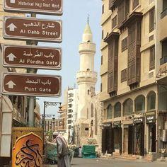 exploring Historic Old Jeddah, Saudi Arabia