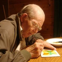 Coloring By Number kits can be a great Valentine's Day present for the elderly. Just make sure you have coffee and cookies to enjoy while you do this fun activity with them.