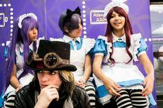 Ciel in Wonderland cosplay