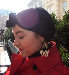 Some of my recent turban variations   October 13   Vienna