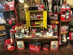 Coca-Cola at Garvey Decor