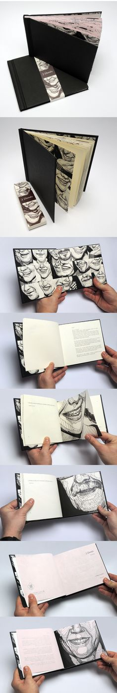 SMILE :) by Petr Belák, via Behance