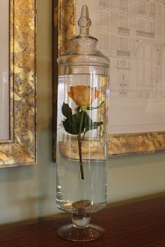 @Cathy Springer Etzler, look at these beautiful submerged yellow roses -- might be a convention idea for you!