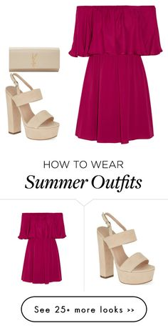 """""""Summer outfit"""" by karlaloo on Polyvore"""