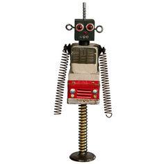 Kent Greenbaum Robot #864 Scoop, $174, now featured on Fab.